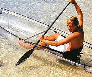 See-Through Kayak