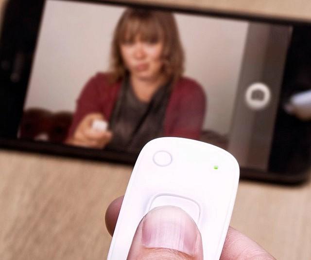 selfie-remote-control