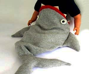 shark-attack-sleeping-bag