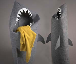 shark-laundry-basket