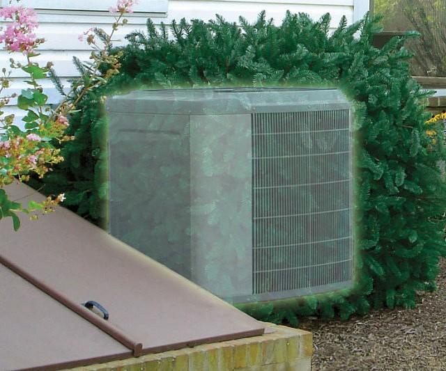 shrub-air-conditioner-concealer
