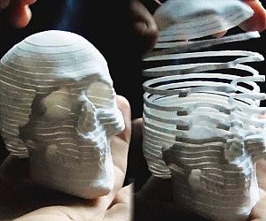 Skull Slinky