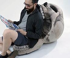 skull-chair