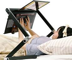 Sleeping Desk Workstation