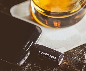 Smartphone Breathalyzer Attachment