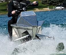 Snowmobile Jet Ski