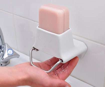 Soap Bar Flakes Shaver