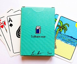 Solitaire.exe Card Deck