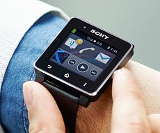 Sony Android Smart Watch