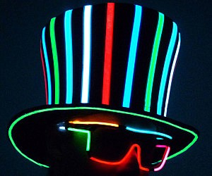 Sound Activated Top Hat