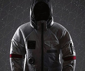 Spacesuit Jacket