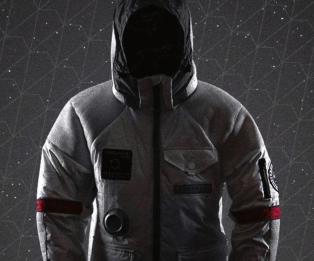 Spacesuit Jacket