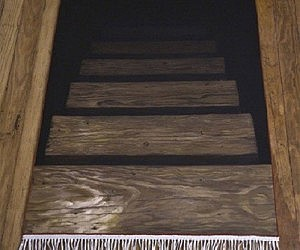 Stairway To Darkness Rug