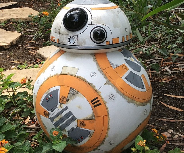 Star Wars BB-8 Droid Replica