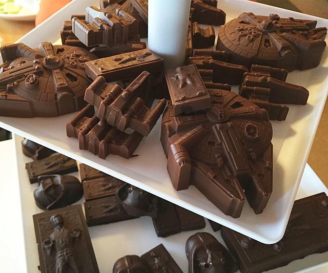 Star Wars Chocolates
