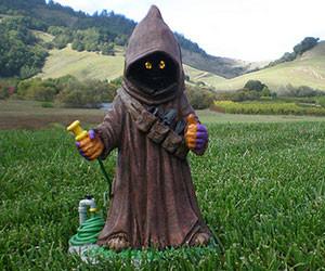 Star Wars Jawa Garden Gnome