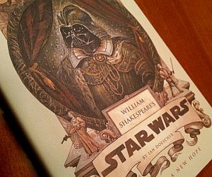 Shakespearean Star Wars Book