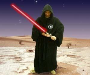 Star Wars Sith Bathrobe