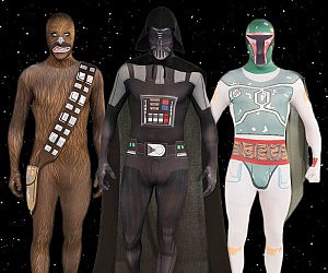 Star Wars Skin Suits