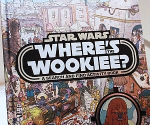 Where's The Wookie Book