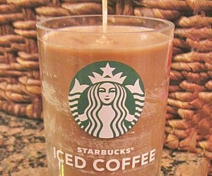Starbucks Mocha Scented Candle