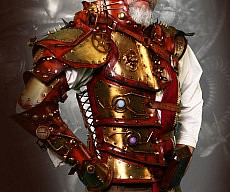 Steampunk Torso Armor