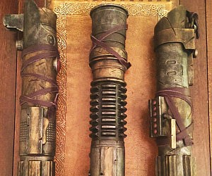 Steampunk Lightsabers
