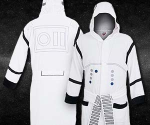 Storm Trooper Robe