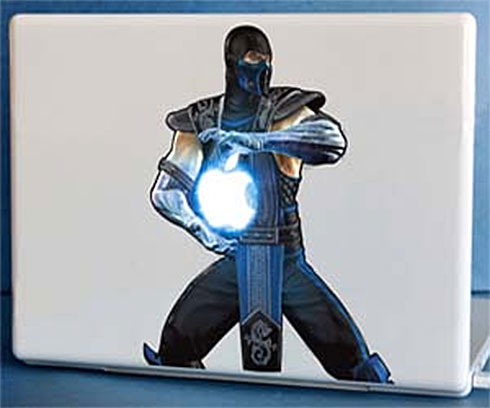 Sub-Zero MacBook Sticker