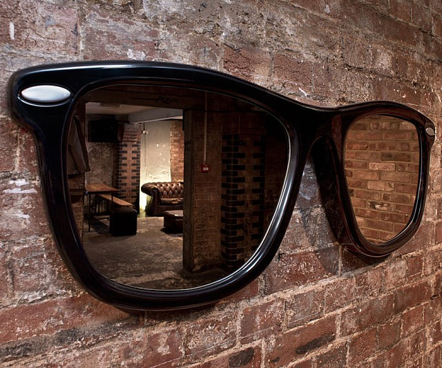 Giant Sunglasses Mirror