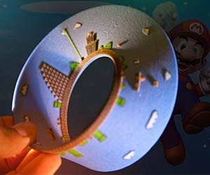 Super Mario Mobius Strip