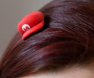 Super Mario Themed Bobby Pins