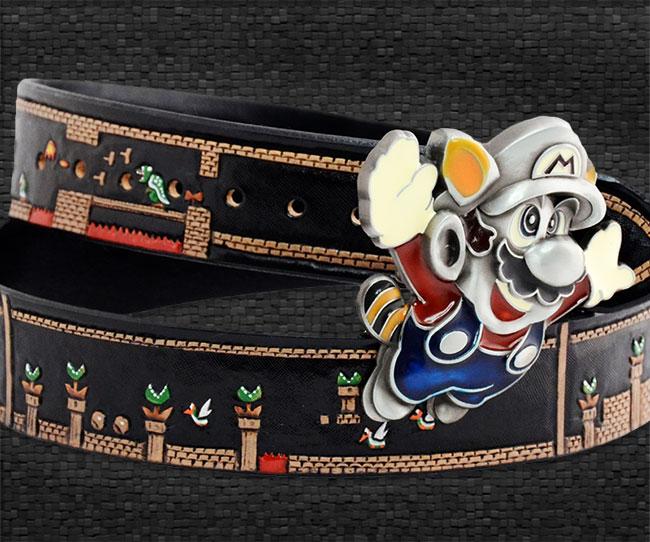Super Mario World Belt