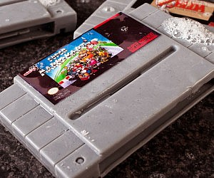 Super Nintendo Cartridge Soap