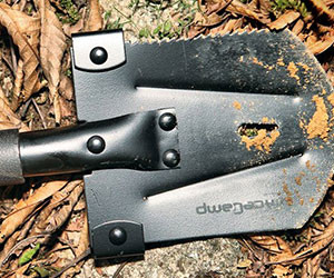 Multi-Tool Survival Shovel