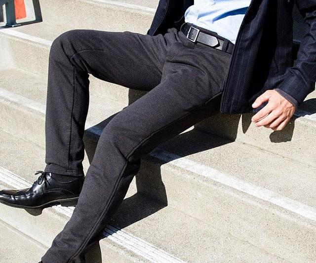 sweat dress pants - Pi Pants