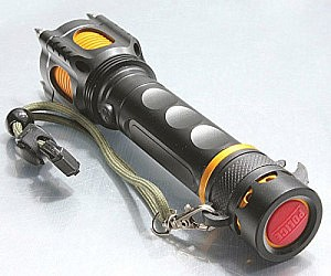 Tactical Self Defense Flashlight