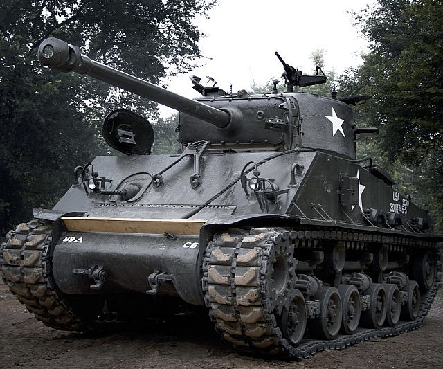 Drive A Tank Experience
