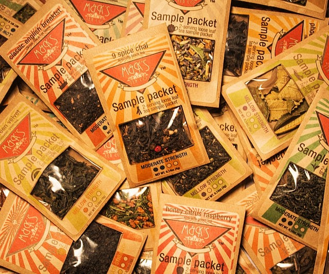Customizable Tea Sampler Pack