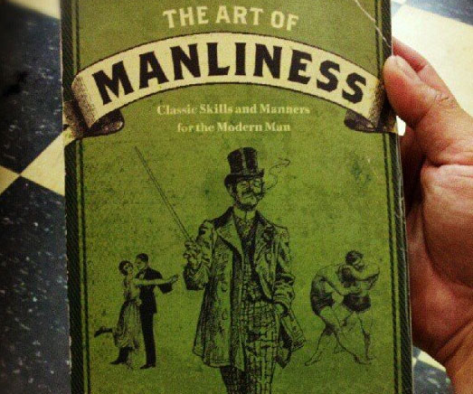 The Art Of Manliness Book