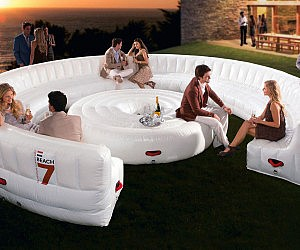 Thirty Person Inflatable Lounger