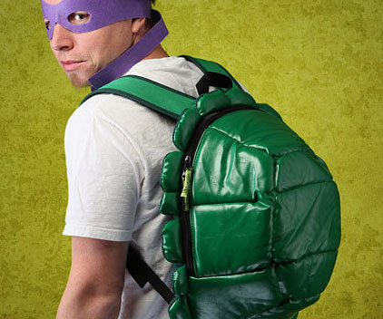 Tmnt Backpack Tmnt Shell Backpack