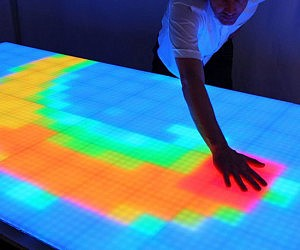 Touch Sensitive Surfaces