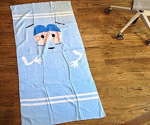 Towelie The Towel