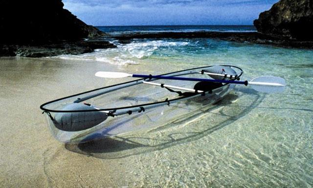 Crystal Clear Canoe