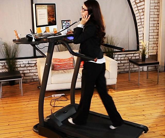 google maps treadmill with