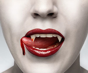 True Blood Vampire Fangs