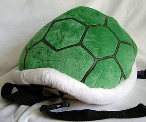 Super Mario Koopa Shell Backpack