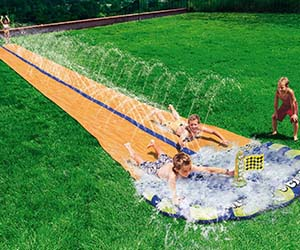 Two Person Slip And Slide