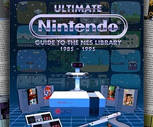 Ultimate NES Library Guide Book